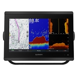 GARMIN GPSMAP 8612XSV  CHARTPLOTTER/SOUNDER COMBO W/MAPPING  SONAR