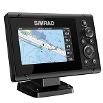 SIMRAD CRUISE 5 US COASTAL W/83/200 TRANSOM MOUNT TRANSDUCER