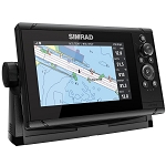 SIMRAD CRUISE 7 US COASTAL W/83/200 TRANSOM MOUNT TRANSDUCER