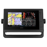 Garmin GPSMAP 722 Plus Non-sonar with Worldwide Basemap