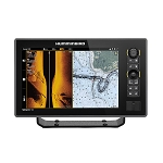 HUMMINBIRD SOLIX 10 CHIRP MEGA SI FISHFINDER/GPS COMBO G2  DISPLAY ONLY