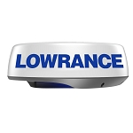 LOWRANCE HALO24 RADAR DOME W/DOPPLER TECHNOLOGY