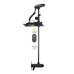 MINN KOTA TERROVA 80 TROLLING MOTOR W/I-PILOT BLUETOOTH NO FOOT PEDAL INCLUDED 24V-80LB-60