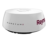 RAYMARINE QUANTUM 2 Q24D RADAR DOPPLER W/10M POWER  DATA CABLES