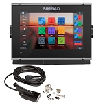 SIMRAD GO7 XSR COMBO W/HDI SKIMMER TRANSDUCER