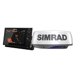 SIMRAD NSS9 EVO3 RADAR BUNDLE W/HALO20+