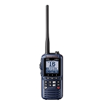 STANDARD HORIZON HX890 FLOATING 6 WATT CLASS H DSC HANDHELD VHF/GPS  NAVY BLUE