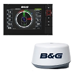 B&G Zeus² 7 Multifunction Display w/3G Radar Bundle