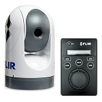 FLIR M324CS Stabilized Thermal Visable Camera w/JCU - 30Hz