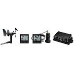 GARMIN GNX WIND WIRED SAIL PACK W/GNX WIND, GNX 20, GWIND WIRED TRANSDUCER, GND 10, DST800