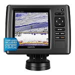 Garmin echoMAP 53dv  Combo  with US LakeVu HD and Transducer