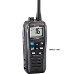 Icom M25 Floating VHF Metallic Gray