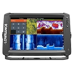 Lowrance Elite-12 Ti Chartplotter/fishfinder with No Transducer