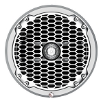 Rockford Fosgate PM262 Punch Series 6 Marine 2-Way Speakers White Housing
