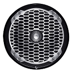 Rockford Fosgate PM262 Punch Series 6 Marine 2-Way Speakers  Black