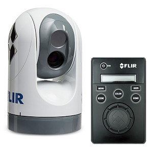 FLIR M617CS Stabilized Thermal Visible Camera w/JCU - 30Hz