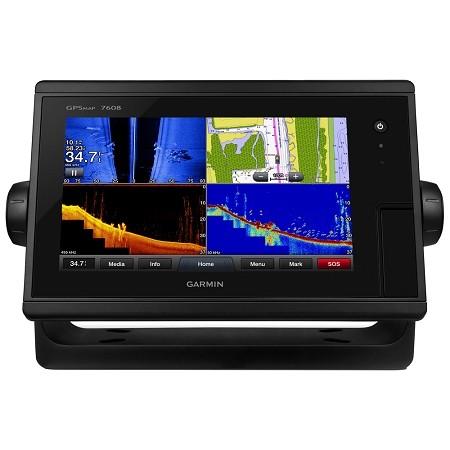 GARMIN GPSMAP 7608 CHARTPLOTTER W/J1939 PORT LAKEVÜ HD G2 CHARTS