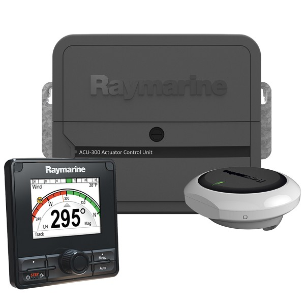RAYMARINE EV-300 POWER SOLENOID EVOLUTION AUTOPILOT