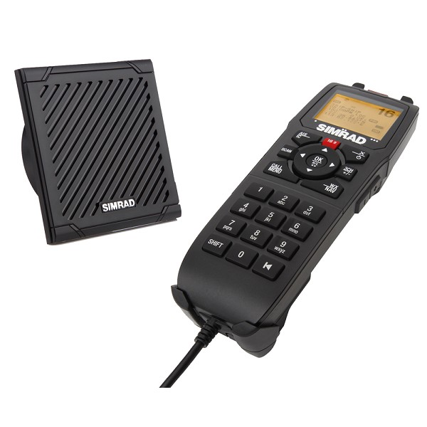 SIMRAD RS90 HANDSET  SPEAKER KIT - COMES W/5M(16.5') CABLE
